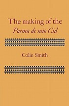 The making of the Poema de Mio Cid