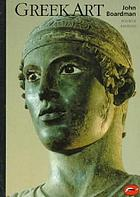 Greek Art cover image