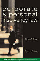 Corporate and personal insolvency law