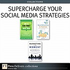Supercharge your social media strategies.