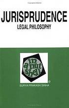 Jurisprudence : legal philosophy in a nutshell
