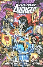The new Avengers. [Vol. 11], Search for the sorcerer supreme