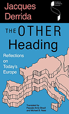 The other heading : reflections on today's Europe