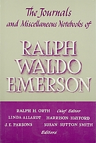 The journals and miscellaneous notebooks of Ralph Waldo Emerson / Vol. XIV, 1854-1861 / ed. by Susan Sutton Smith [and] Harrison Hayford.