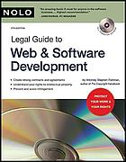 Legal guide to Web & software development