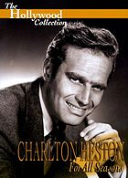 Charlton Heston : for all seasons