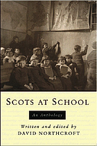 Scots at school : an anthology