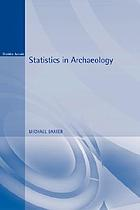 Statistics in Archaeology cover image