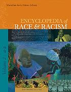 Encyclopedia of race and racism Book Cover