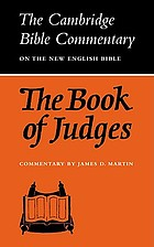 The book of Judges : commentary