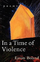 In a time of violence