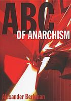 A.B.C. of anarchism
