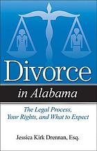 Divorce in Alabama : understandable answers to your legal questions