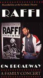 Raffi on Broadway : a family concert