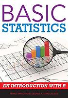 Basic statistics : an introduction with R