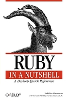 Ruby in a nutshell : a desktop quick reference