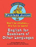 Barron's painless junior English for speakers of other languages