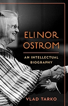 Elinor Ostrom : an intellectual biography