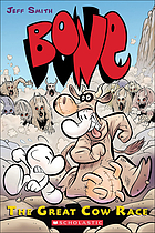 Bone. [Vol. 2], The great cow race