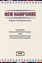 New Hampshire a guide to the Granite state,