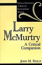 Larry McMurtry : a critical companion