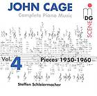 Complete piano music. / Vol. 4. Pieces 1950-1960
