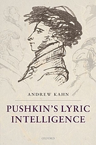 Pushkin's lyric intelligence