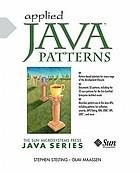 Applied Java patterns :