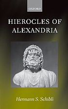 Hierocles of Alexandria