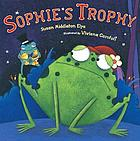 Bok cover: Sophie's Trophy