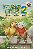 Stuart Little 2 : Stuart finds a friend