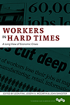 Workers in hard times : a long view of economic crises