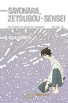 Sayonara, Zetsubou-sensei : the power of negative thinking. 11