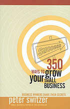 350 ways to grow your small business