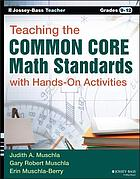 Teaching the Common Core Math Standards with Hands-On Activities, Grades 9-12.