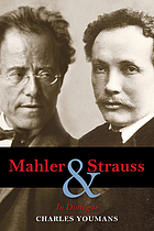 Mahler and Strauss : in dialogue.
