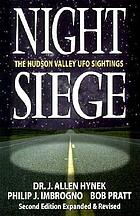 Night siege : the Hudson Valley UFO sightings