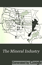 The Mineral industry.
