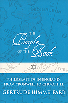 The people of the book : philosemitism in England, from Cromwell to Churchill