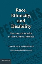 Race, ethnicity, and disability : veterans and benefits in post-Civil War America