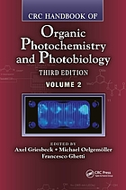 CRC handbook of organic photochemistry and photobiology