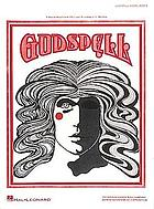 Godspell : a musical based on the Gospel according to St. Matthew