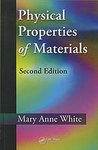 Physical Properties of Materials, Second Edition.