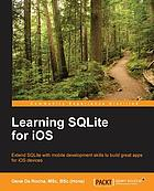 Learning SQLite for IOS.