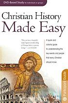 Christian history made easy. Participant guide