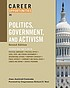 Career opportunities in politics, government,... by  Joan Axelrod-Contrada