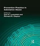 Prevention Practice in Substance Abuse.