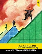 Data analysis with SPSS : a first course in applied statistics