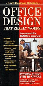 Office design that really works! : design for the '90s