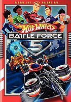 Hot Wheels battle force 5. Season one, volume one
